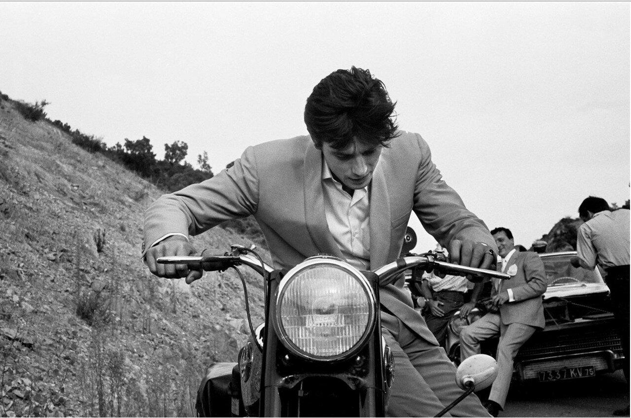 1964. На съемках фильма «Хищники»