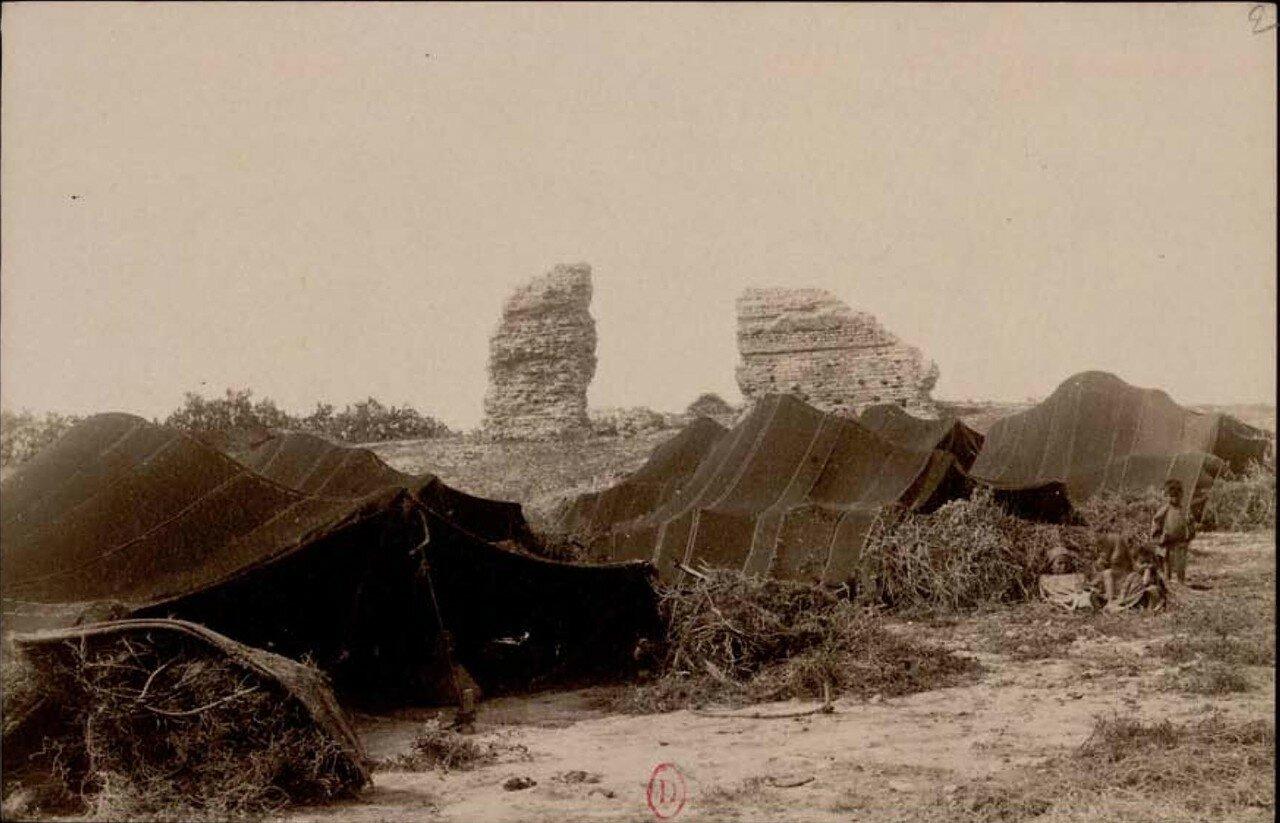 Лагерь в Мальгахе