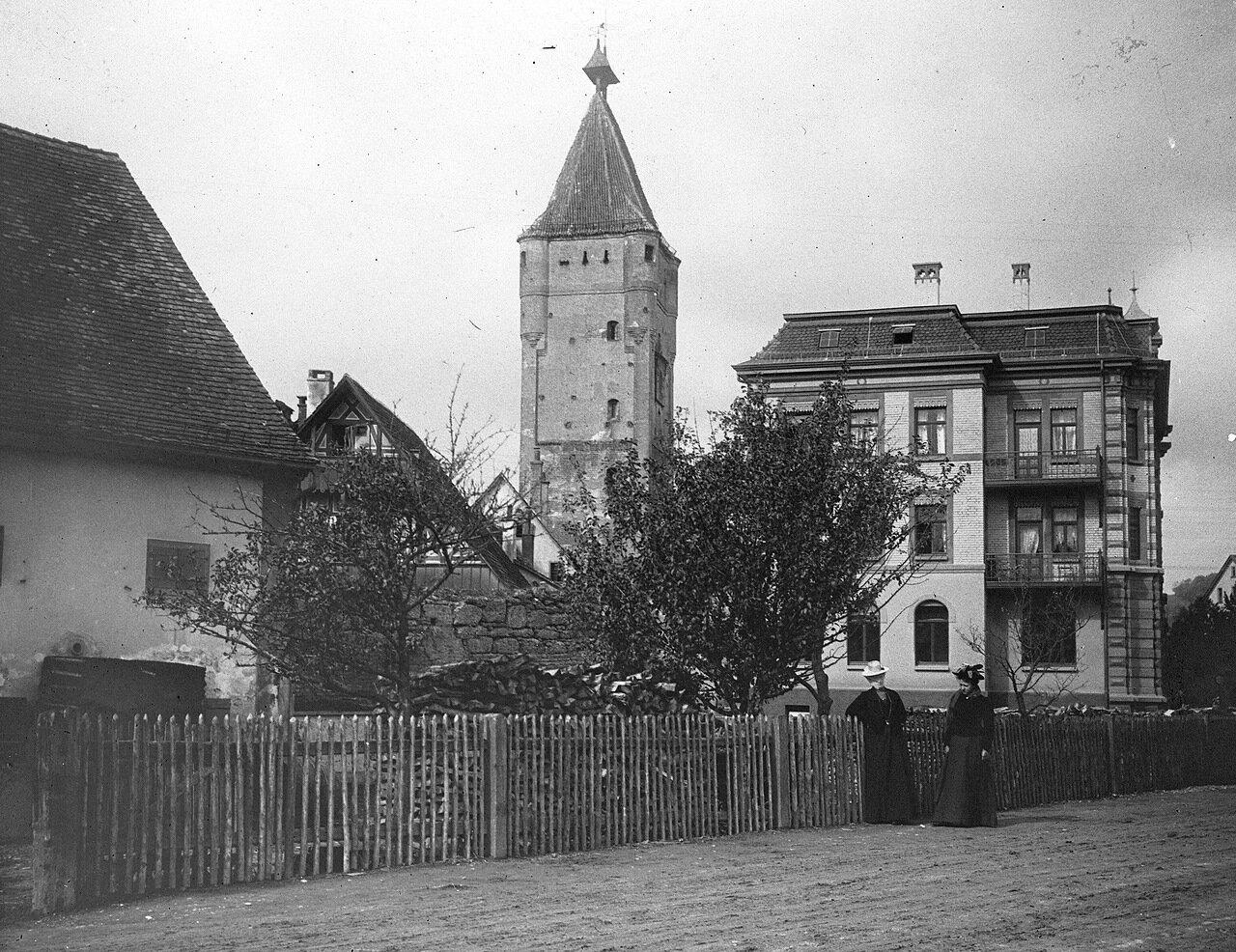 1904. Биберах-на-Рисе