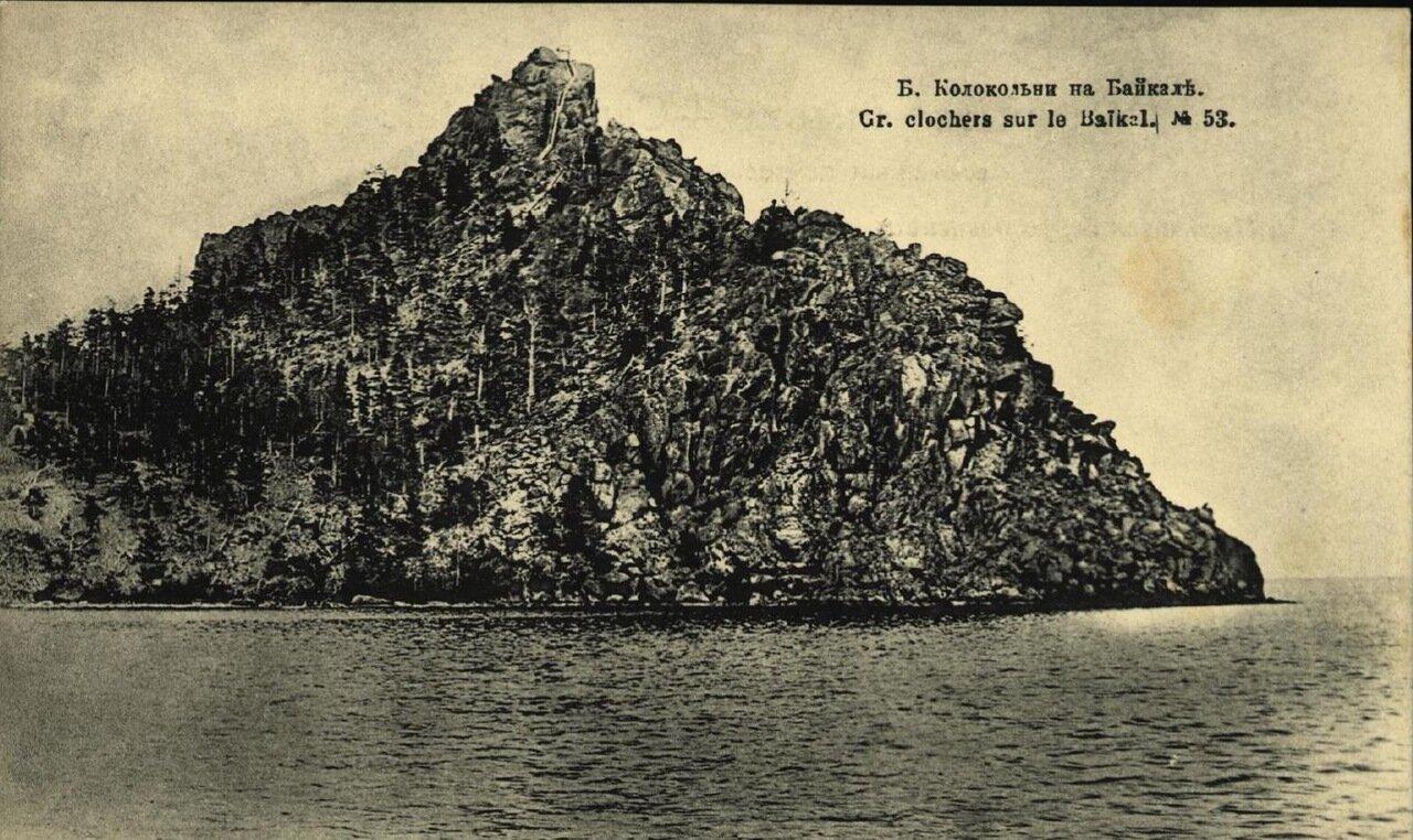 Большие Колокольни на Байкале