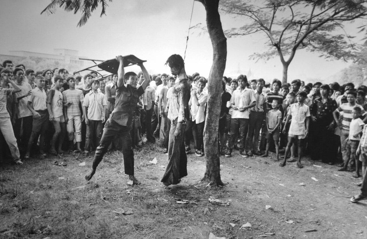 Таиланд. 6 октября 1976