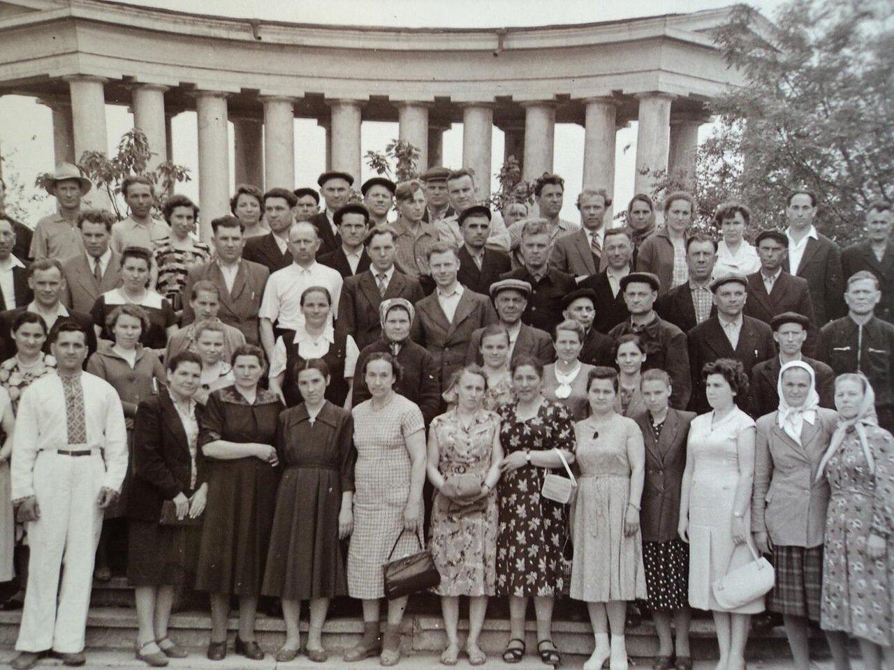 1947. Одесса