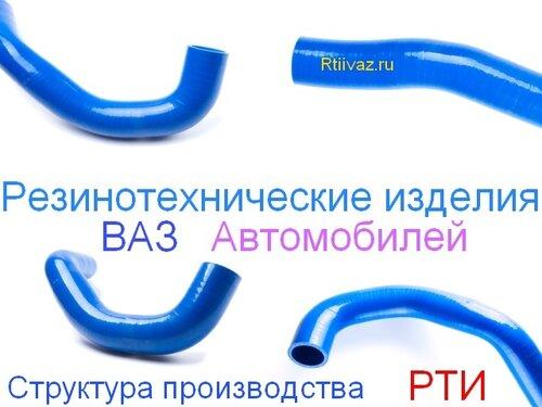 Структура производства резинотехники