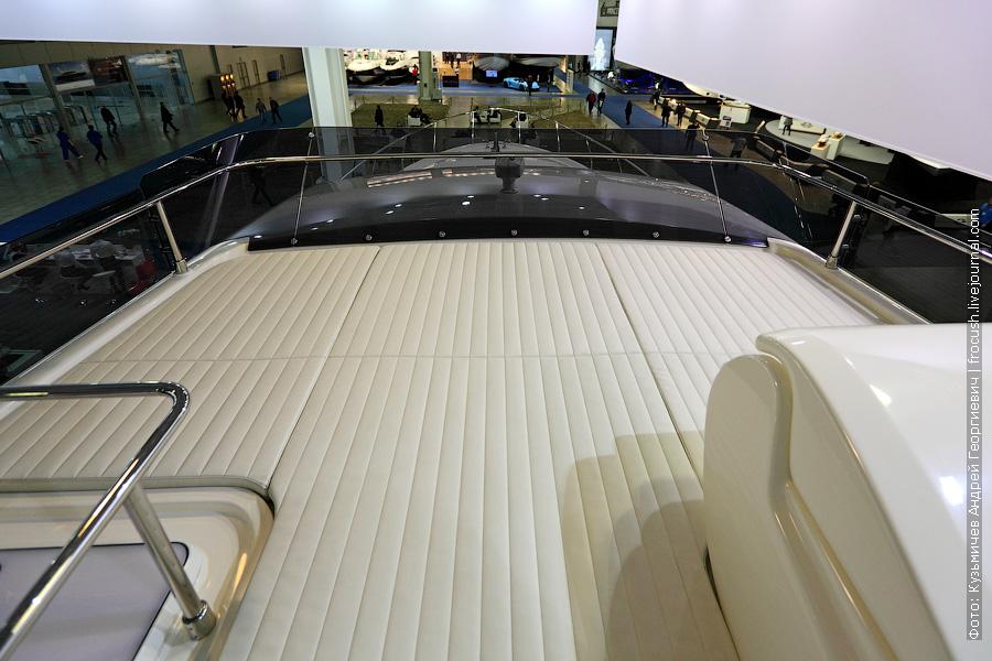 Выставка катеров и яхт Московское Боут Шоу
