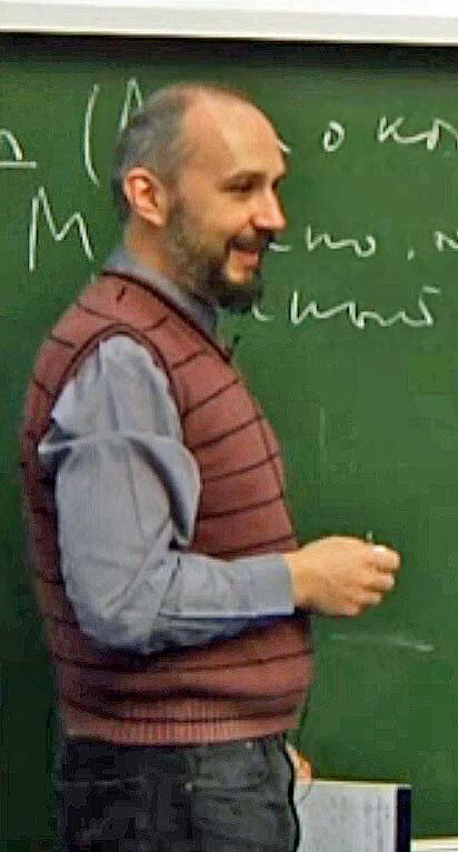 "International conference ""Geometry of Algebraic Varieties"" dedicated to the memory of V. A. Iskovskikh ;"