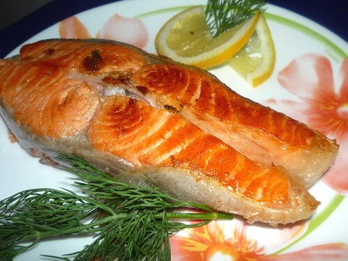 Поедание красной рыбы способствует продлению человеческой жизни