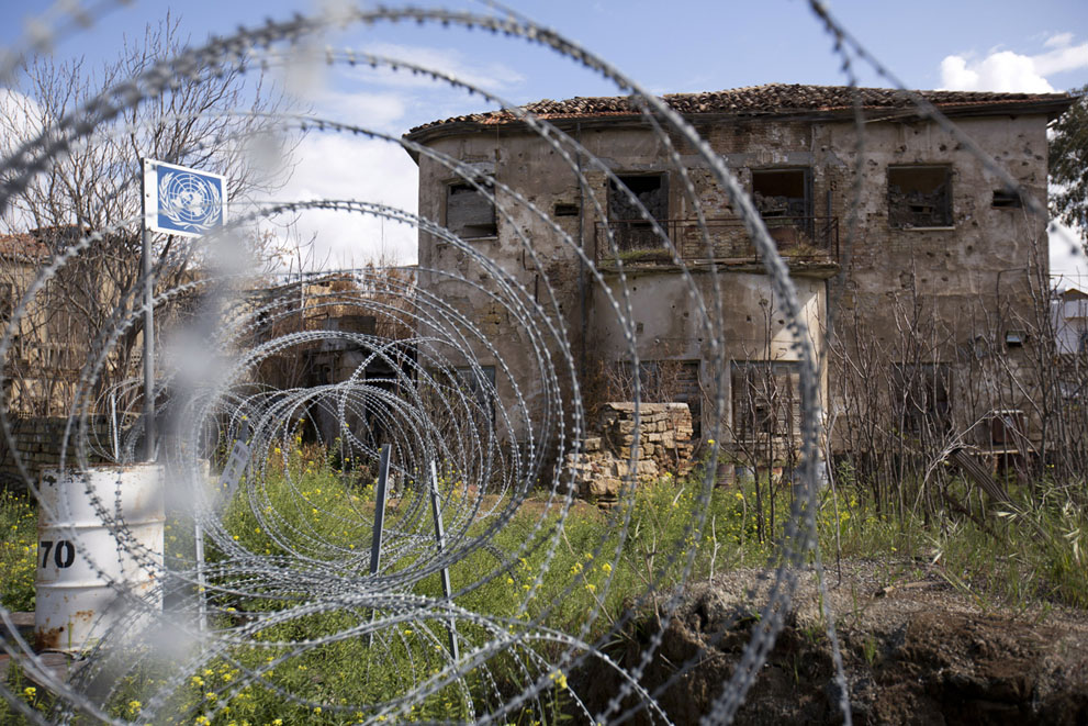 Буферная зона на Кипре