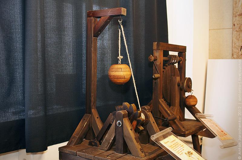 Изобретения Леонардо, которые опередили время