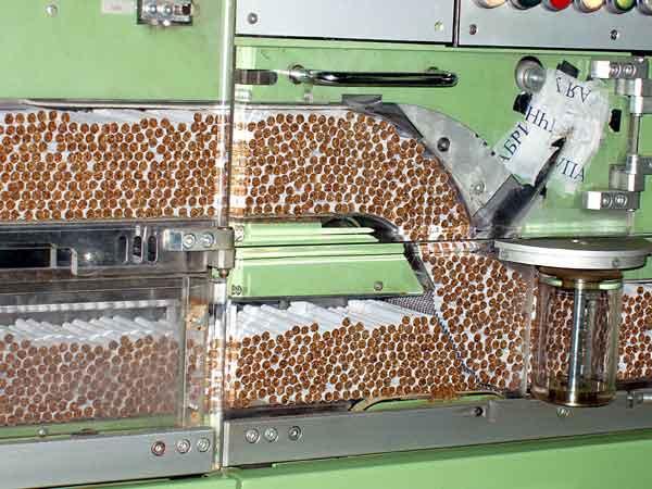 Устройство для производства сигарет в домашних условиях