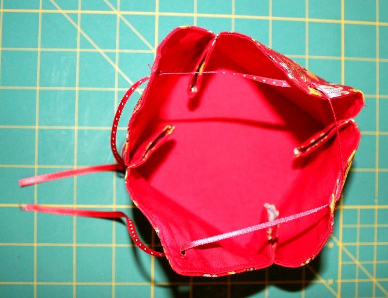 Как сшить сумку-коробочку