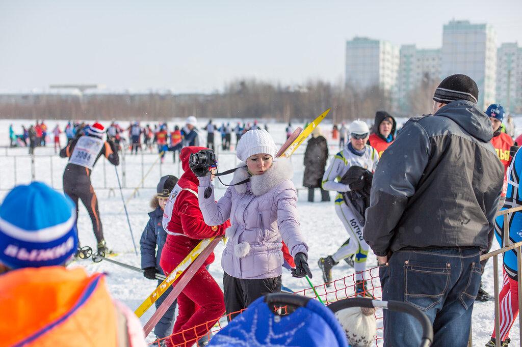 Лыжня России - 2014