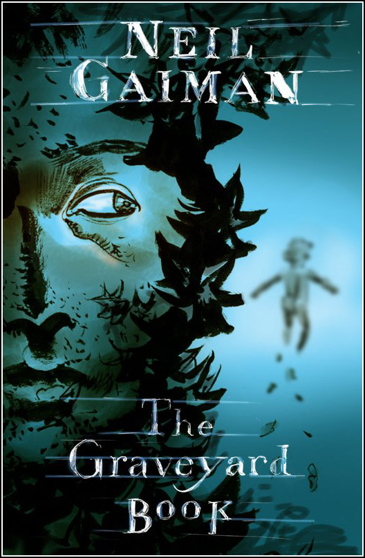 Dave Mckean, The Graveyard Book