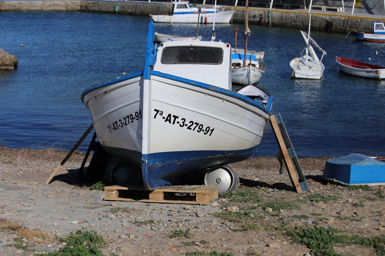 Табарка. Порт Ла-Калета (Port la Caleta)