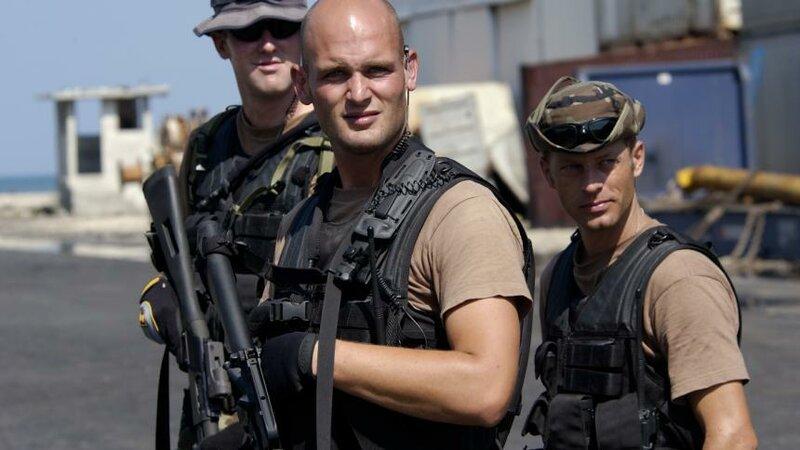Ukraine: Mercenaire américain punissent les séparatiste.