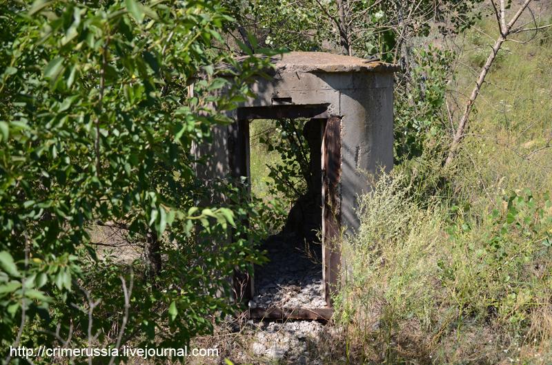 кабинка для взрывников