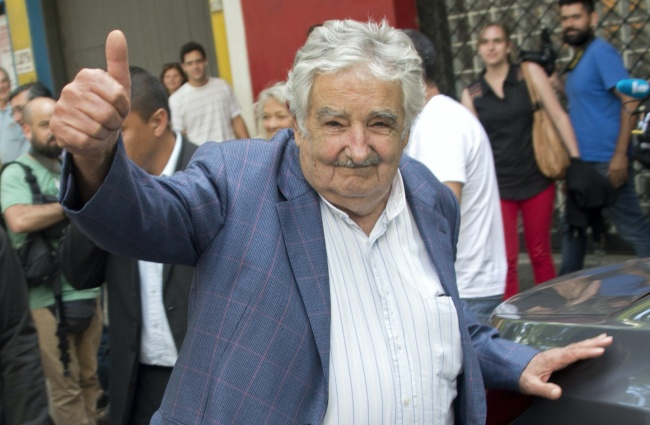 © AFP/EAST NEWS  Бывший президент Уругвая известен как «самый бедный президент». Инепотому,
