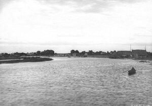 Вид Ладожского канала.