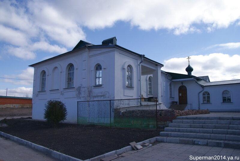 Богородицко-Тихоновский Тюнинский женский монастырь