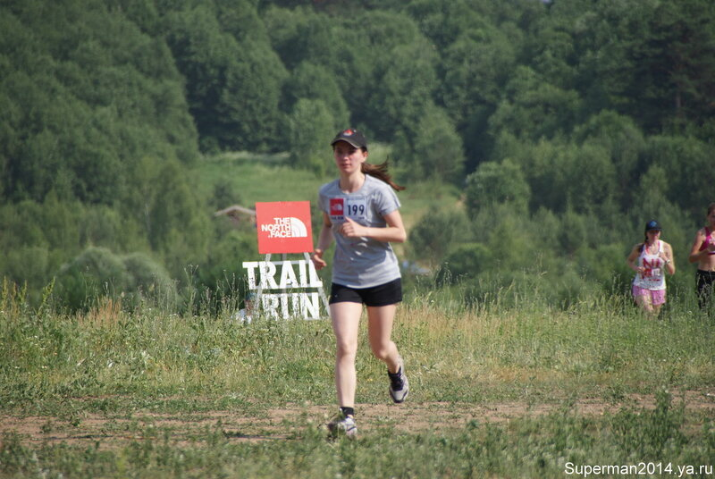The North Face Trail Run: Заповедные тропы Николы-Ленивца