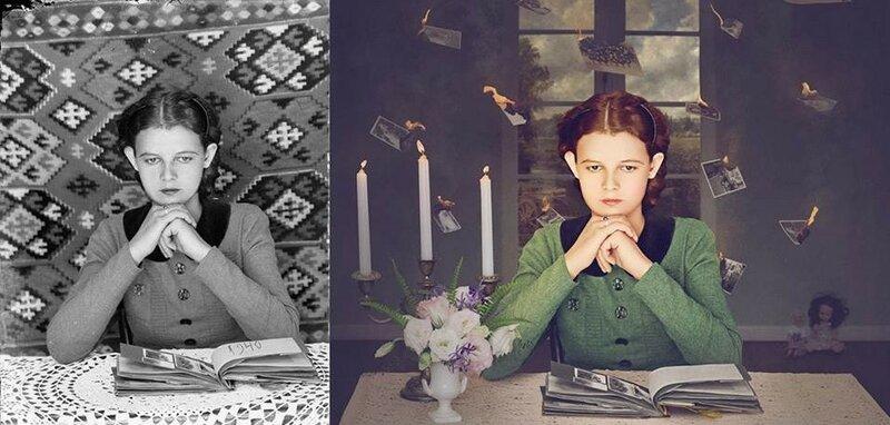 Прабабушка Кэрри из одноименного романа Стивена Кинга