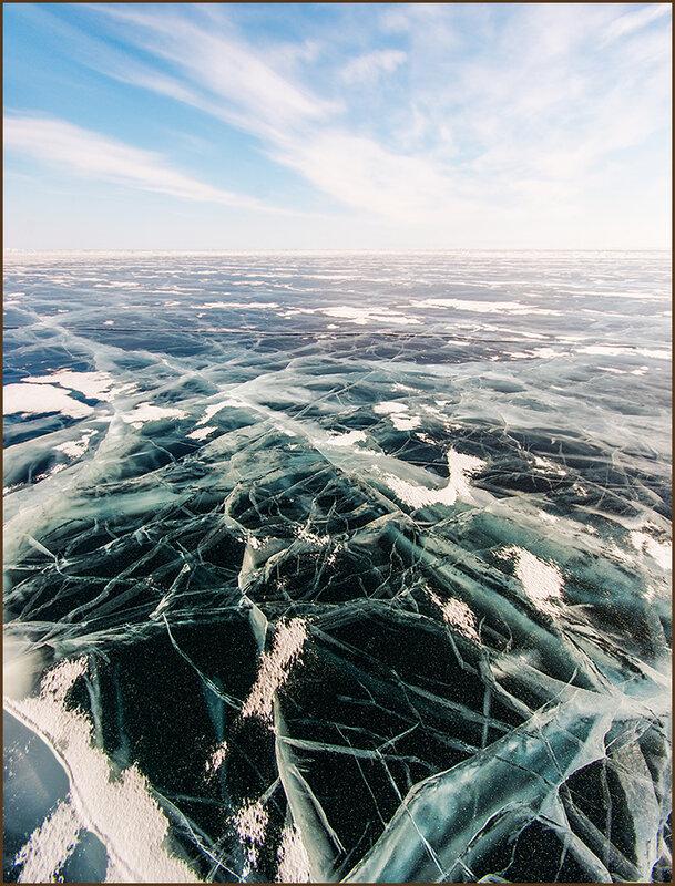 Такой разный лёд