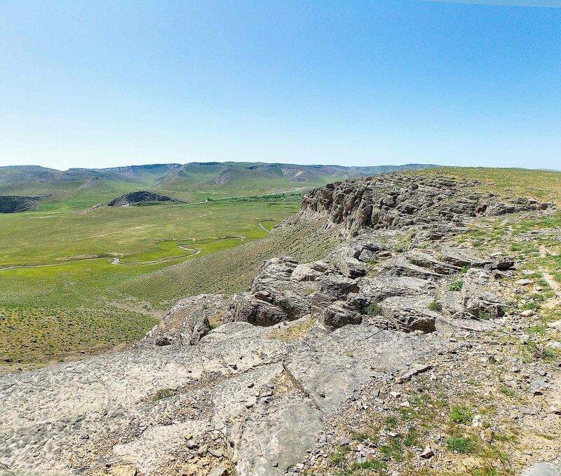 Дорога на Талдыбулак