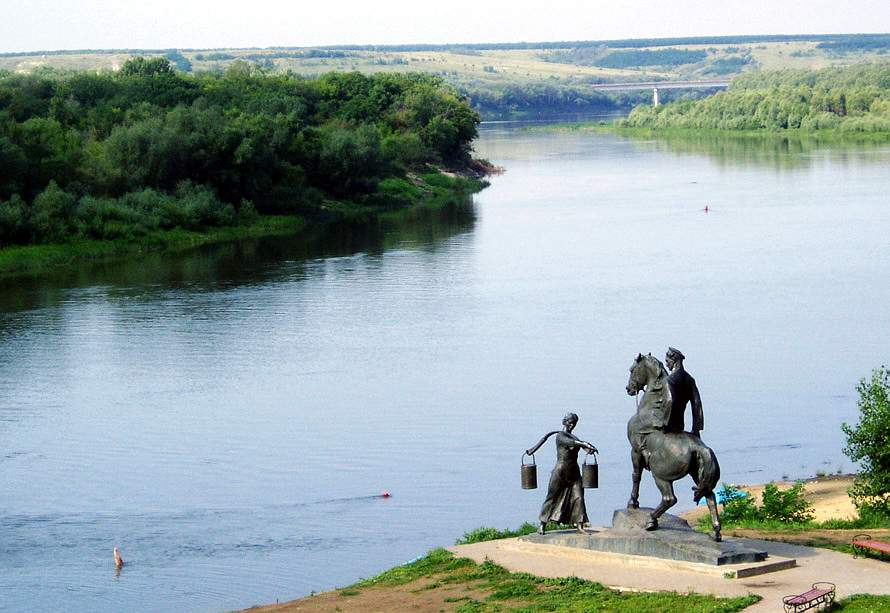 Река Хопёр | Сайт посвященный туризму и путешествиям ...