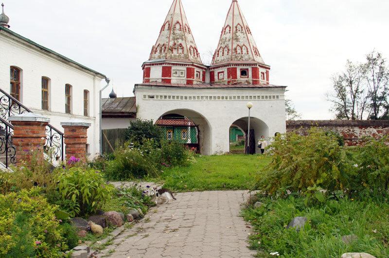 Монастыри Золотого Кольца - Ризоположенский монастырь (Суздаль)