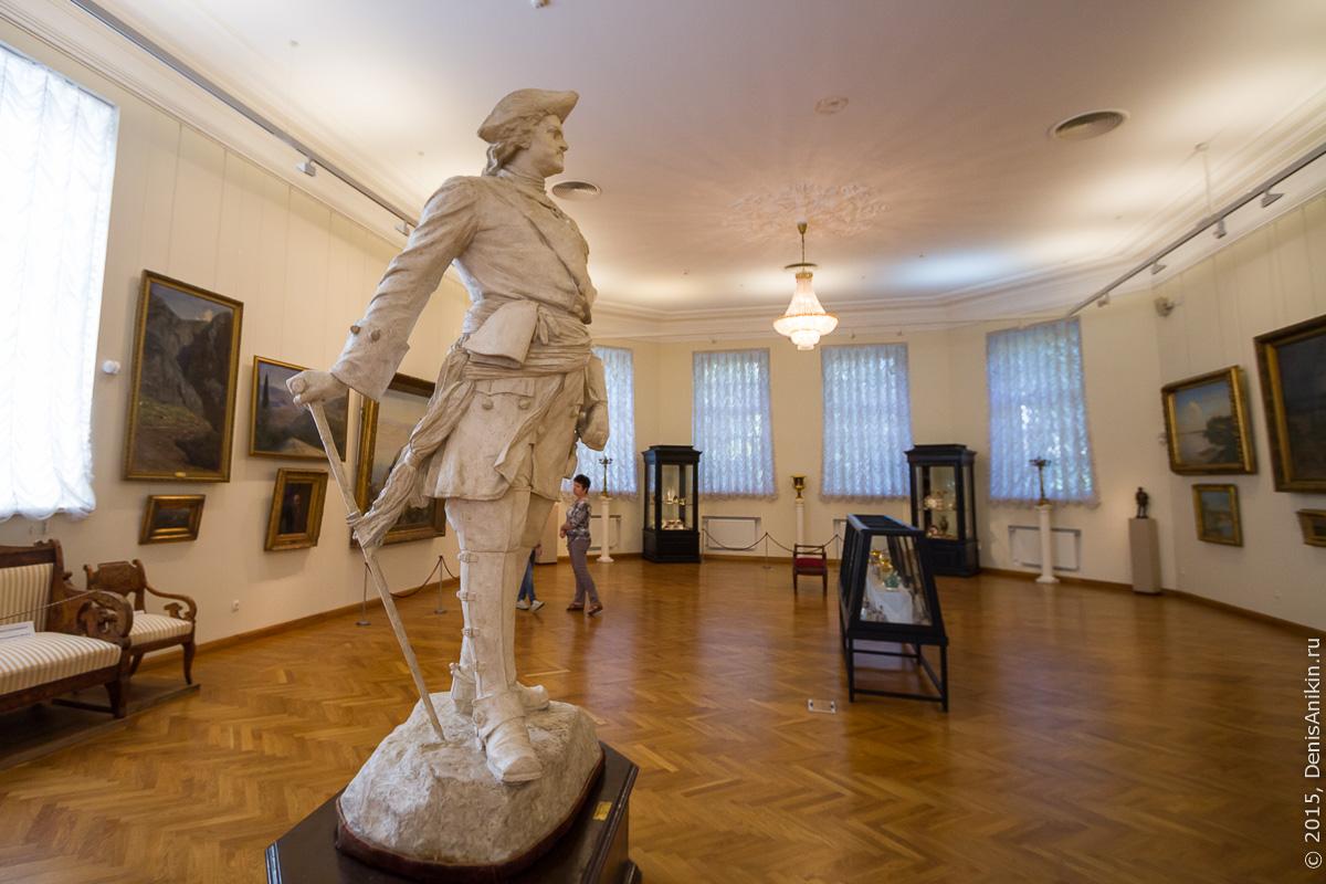 Художественный музей Радищева интерьер 19