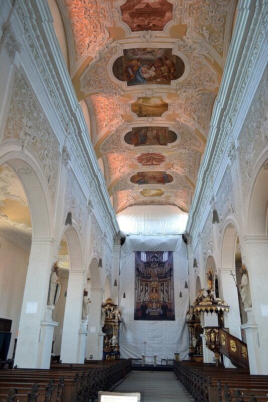 Приходская церковь Богоматери (Kirche Unsere Liebe Frau)