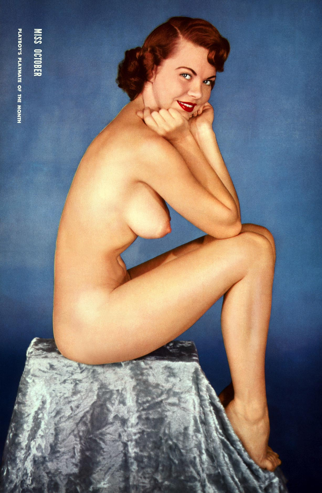 Playboy Playmate - Miss October 1954 | Madeline Castle / Мэделайн Кэстл