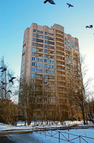 ул. Кустодиева 24