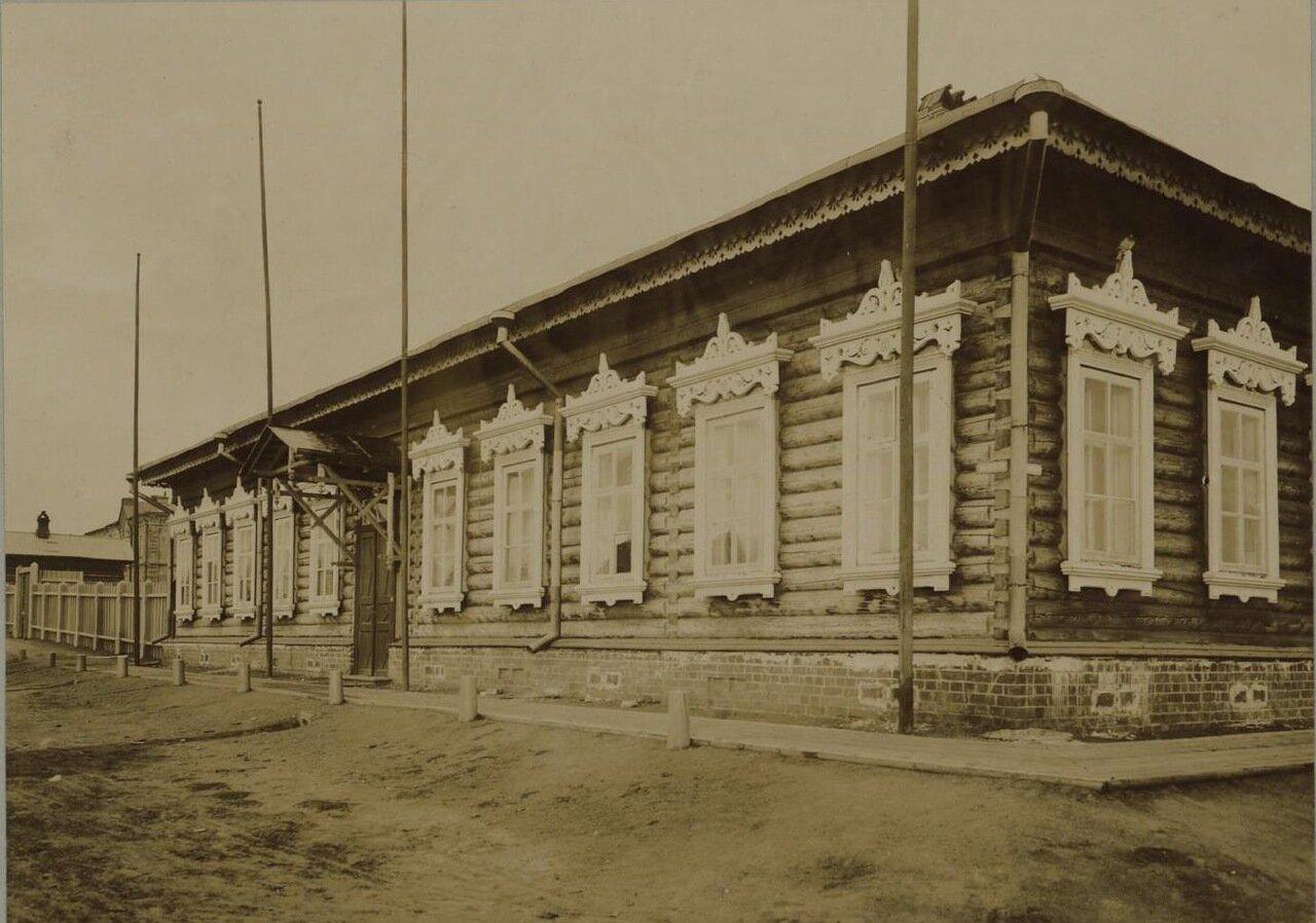 26. Дом администрации училища