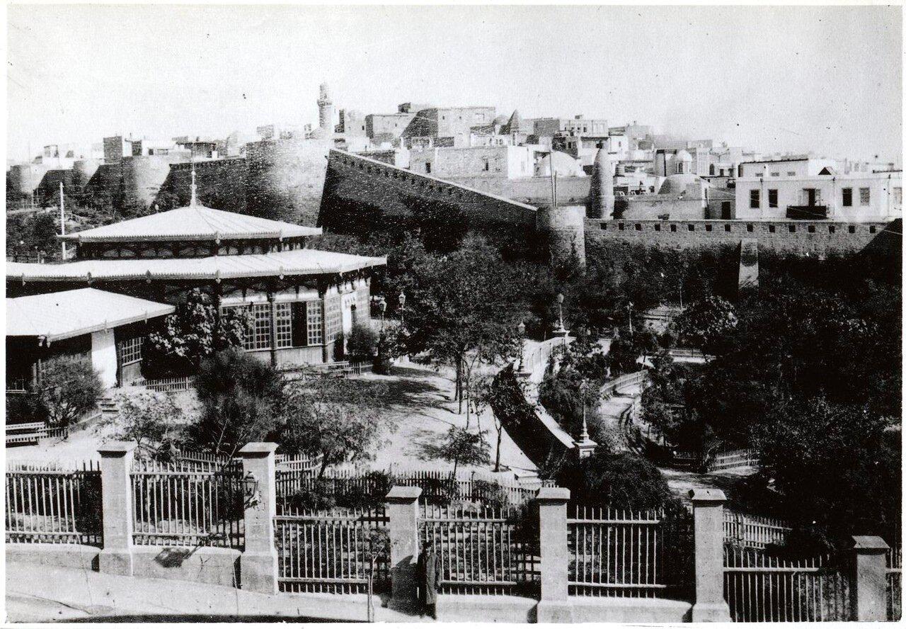 Губернаторский сад, Баку