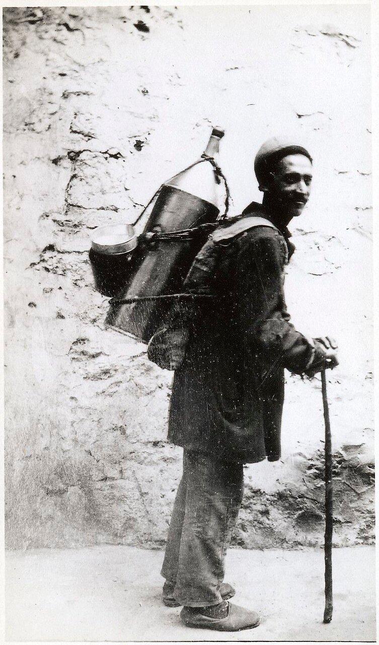 Торговец керосином в Баку