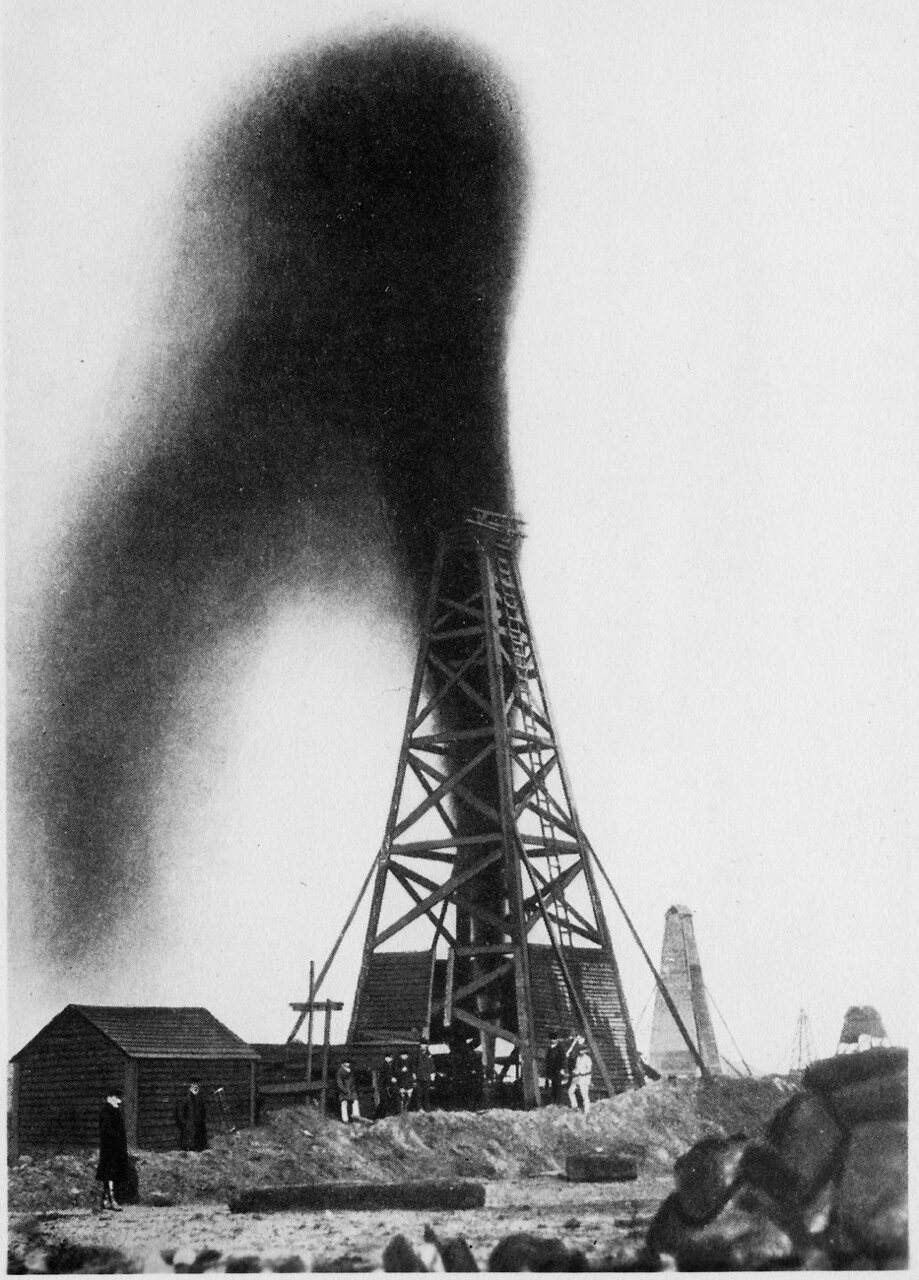 «Товарищество нефтяного производства братьев Нобель» в 1903 году. Часть 2. Производство и нефтяные м