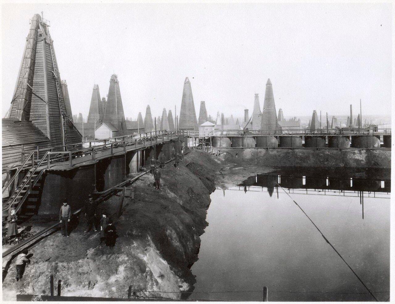 Завод братьев Нобелей, Баку