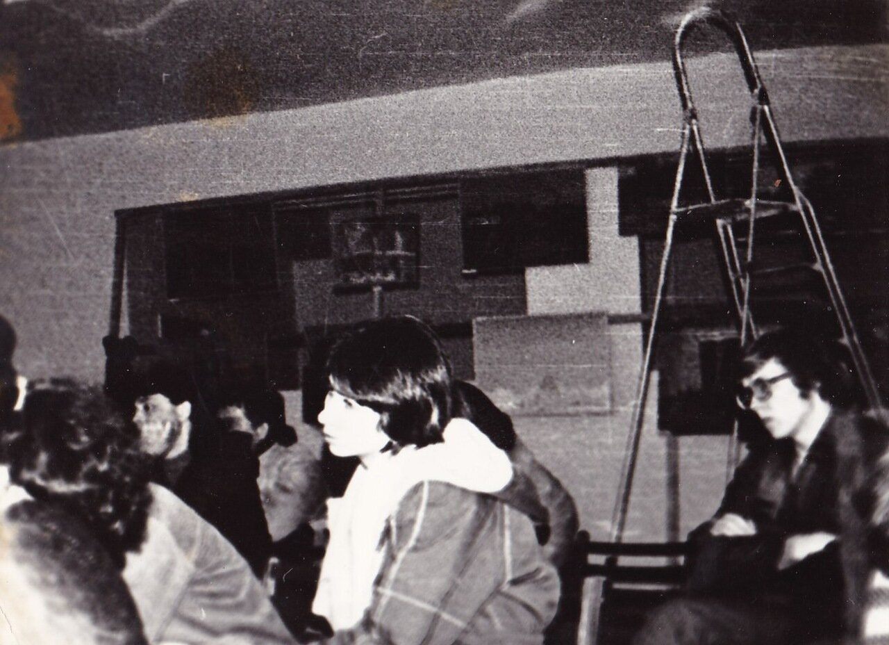 1989. Какое-то мероприятие в Ангарском ТОМе