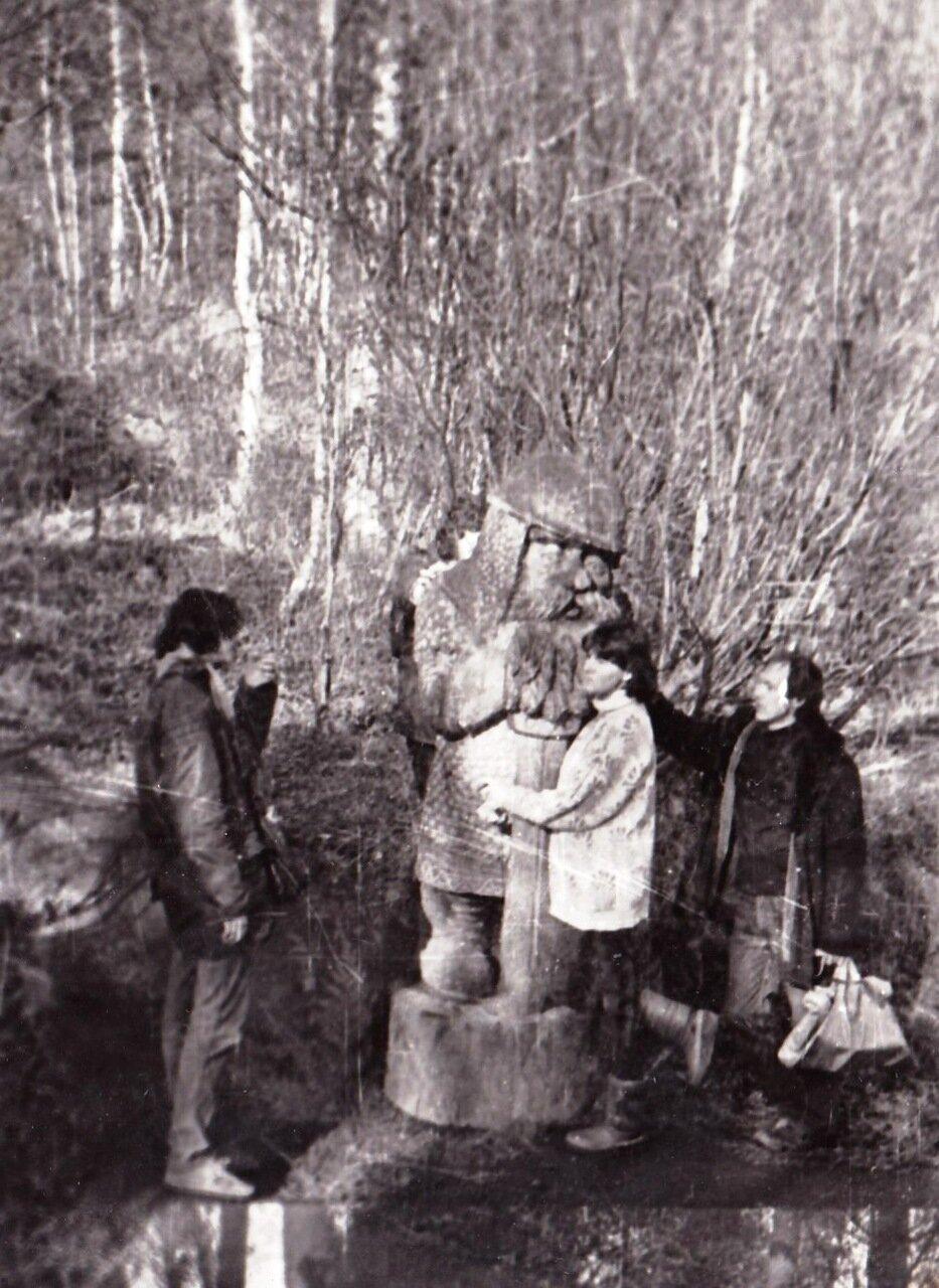 1989. Март. На Байкале