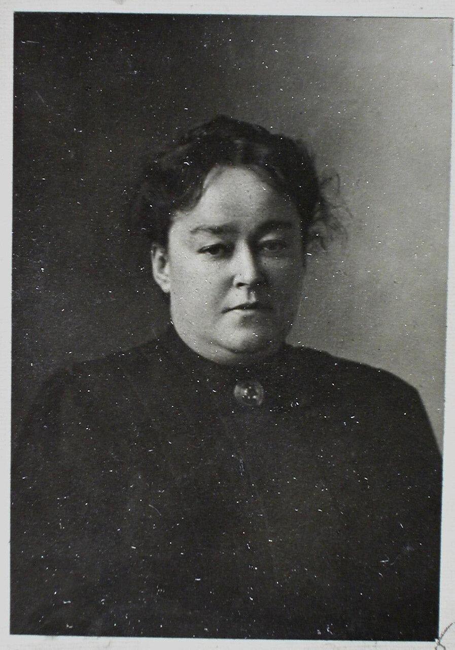 05. а. Профессор Варвара Александровна Кашерининова (1885-1942)