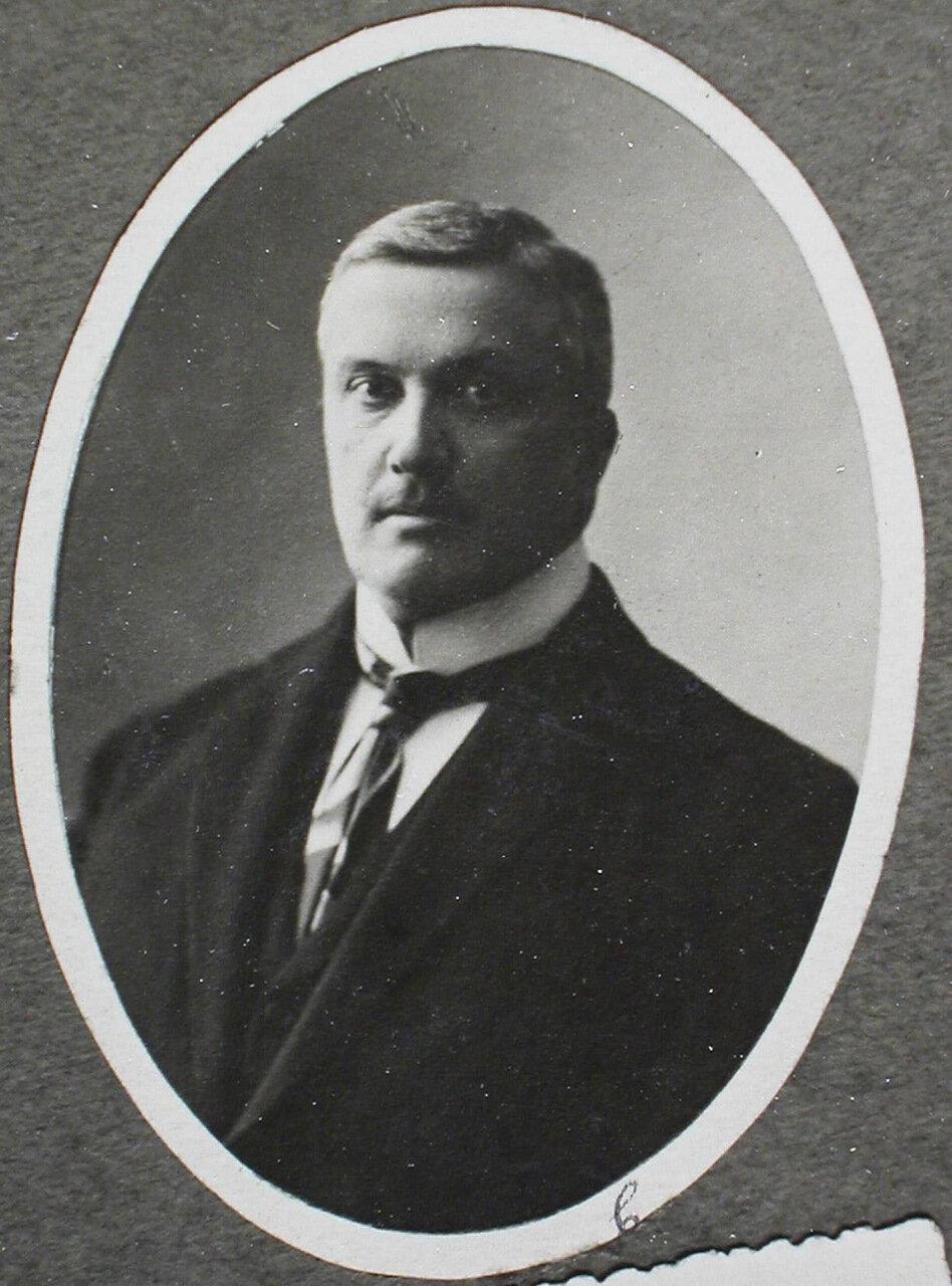 06. а. Преподаватель математического анализа Захар Захарович Вулих (1869-1941)