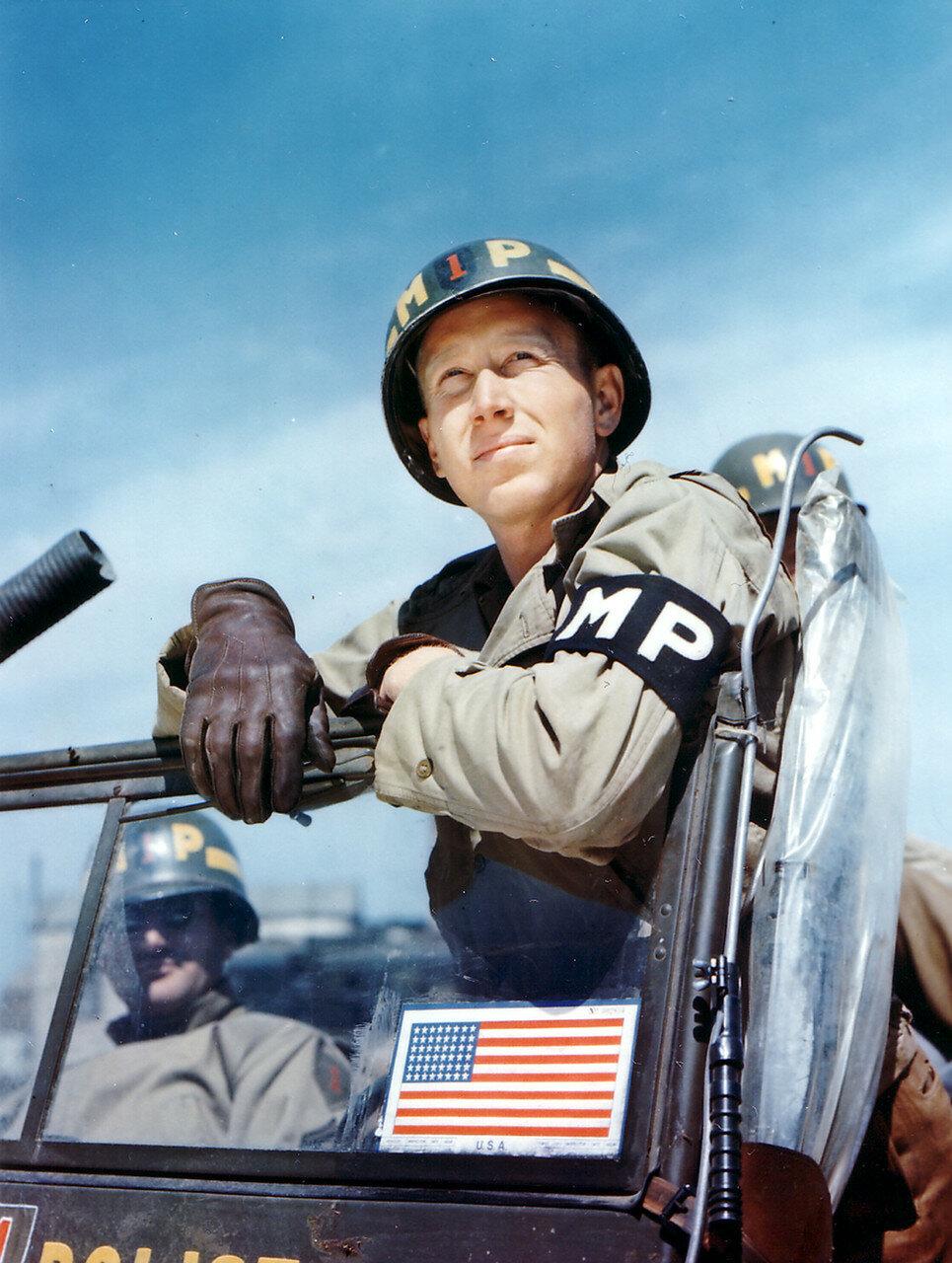04. Великобритания. Погрузка на корабли в начале июня 1944. Операция Оверлорд