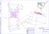 Позиционная задача ВоенМех, истинная величина и углы наклона рабочей тетради