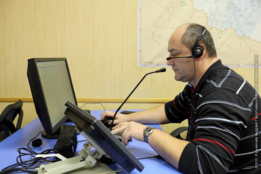 Пилотом был преподаватель, кстати настоящий диспетчер УВД Шереметьево
