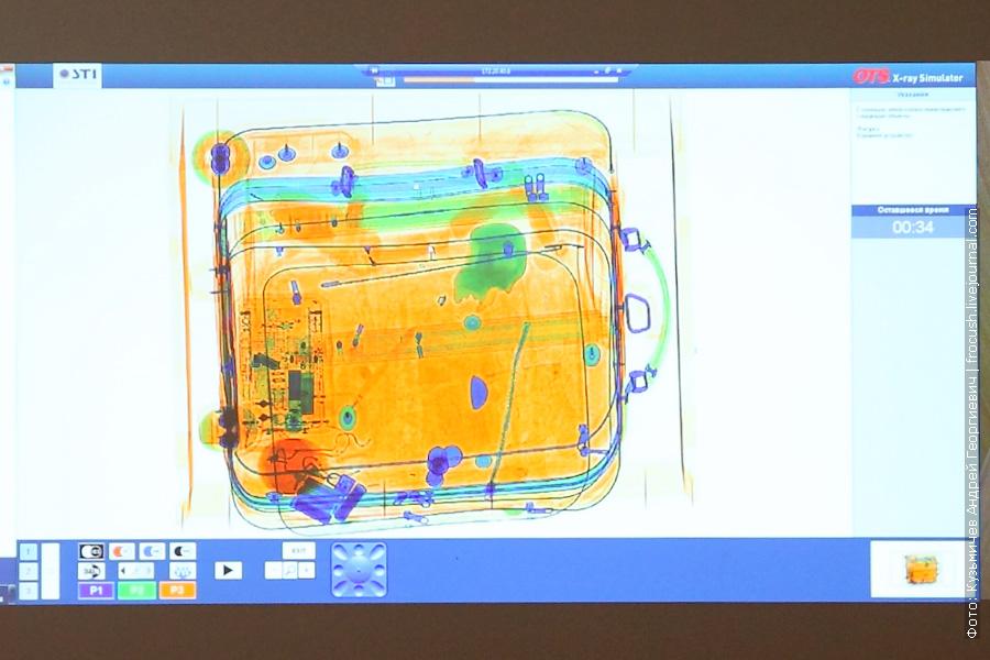 интроскоп взрывное устройство с датчиком давления