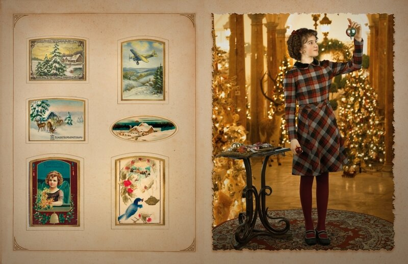 Проект екатерины рождественской рождественские открытки, картинки