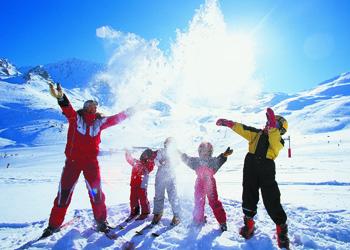 Самые излюбленные направления молдавских туристов этой зимой