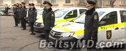 Полицейские участки получили новые служебные автомобили