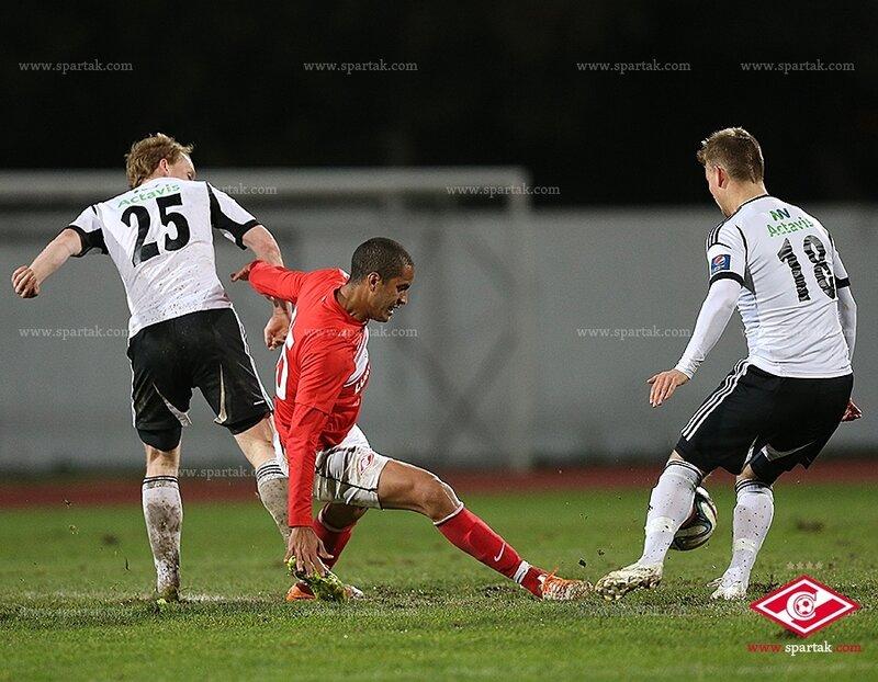 �������� vs �������������� 3:1 The Atlantic Cup 2014 (����)