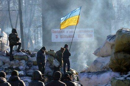 Подсчет украинских активистов проведен правозащитниками